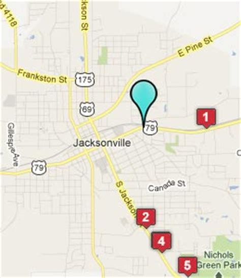 jacksonville texas map jacksonville tx pictures posters news and on your pursuit hobbies interests and worries