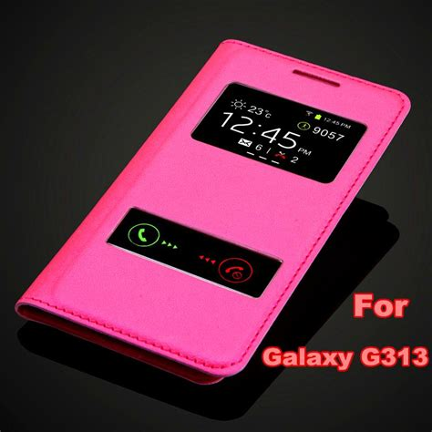 Casing Housing Samsung Galaxy V G313 G313h Fullset back battery housing cover for samsung galaxy ace 4 ace4 nxt g313 g313h lite sm g313h luxury