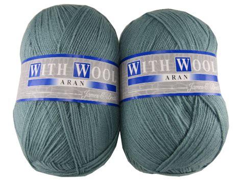 aran knitting yarn 400g 2 x 400g balls brett aran knitting yarn machine