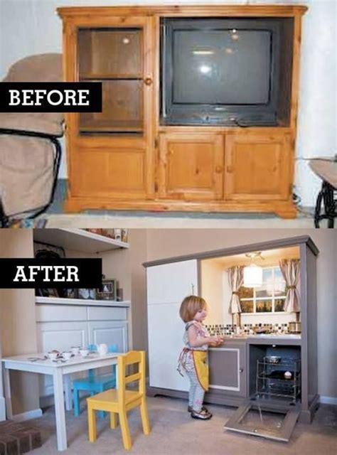 kids kitchen furniture diy the best play kitchen ever entertainment center