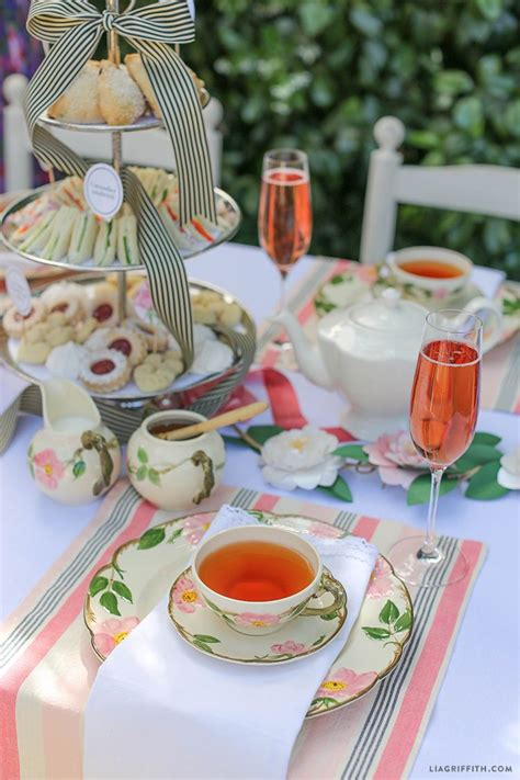 kitchen tea food ideas host an english style high tea high tea english style