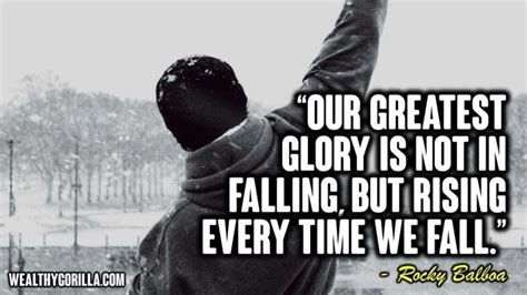 rocky balboa quotes rocky quotes endearing rocky balboa quote