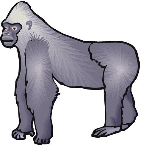 gorilla clipart free gorilla clipart