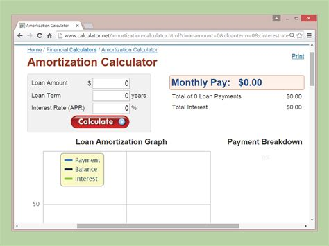 loan house payment calculator mortgage with fees calculator html