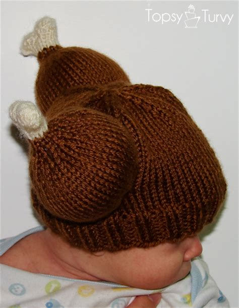 knit turkey hat pattern thanksgiving knit turkey hat ashlee