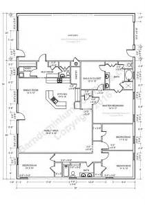 Shop House Floor Plans 25 best ideas about barn house plans on pinterest barn