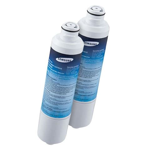 samsung refrigerator filter samsung refrigerator water filter 2 pack haf cin 2p the home depot