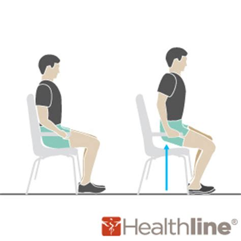 Chair Push Ups by 10 Exercises Before Knee Replacement Surgery