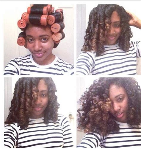 types of perms using big rollers our top 11 picks for transitioning hair styles gallery
