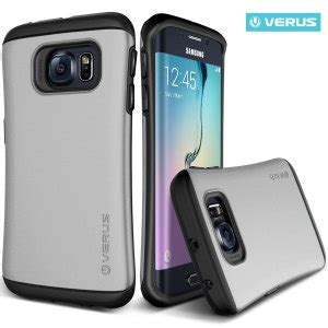 Drop Dead Hardshell For Samsung Galaxy S6 Edge verus drop samsung galaxy s6 edge satin silver
