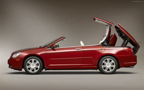 convertible car 2009 chrysler sebring convertible widescreen car