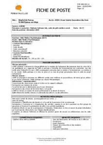 fiche de poste auxiliaire de vie ehpad pdf notice manuel