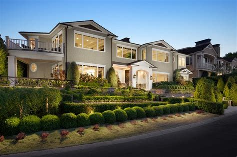 california home southern california homes traditional exterior los
