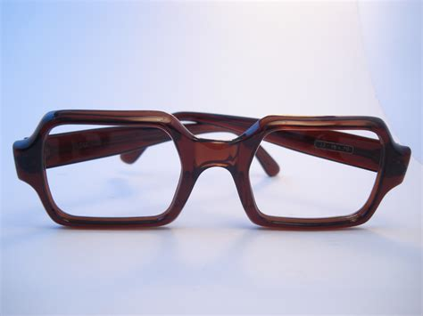 Handmade Spectacles - theothersideofthepillow vintage anon square handmade