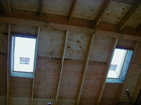 Garage Skylight by Dave Noemi S Garage Photo Gallery