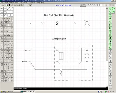 electrical floor plan symbols floor plan with electrical symbols ez schematics pro