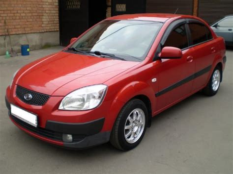how it works cars 2006 kia rio electronic toll collection used 2006 kia rio photos 1400cc gasoline ff manual for sale