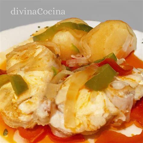 recetas de cocina rape receta de rape a la marinera divina cocina