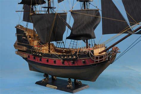 Handcrafted Model Ship - buy blackbeard s s limited model pirate