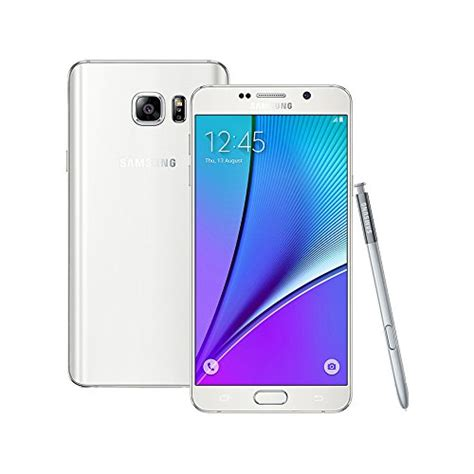 Murah Limited Antigores Samsung Galaxy Note 5 N9208 Clear Gloss samsung galaxy note 5 sm n9208 32gb 5 7 inch 4g lte dual sim factory unlocked international