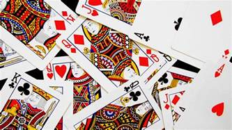 casino deck of cards the lucky card the concealed revealed