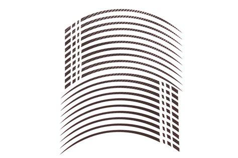 Felgenrandaufkleber Carbon by Gp2 20 Quot Felgenaufkleber In Der Farbe Carbon Schwarz