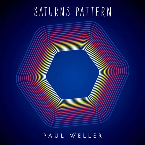pattern selector en español paul weller saturns pattern la portada del disco