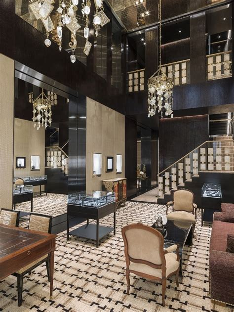 inside peninsula home design london s new chanel luxury boutique designed by peter marino
