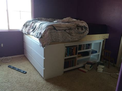 put  malm ft dresser   bookshelf