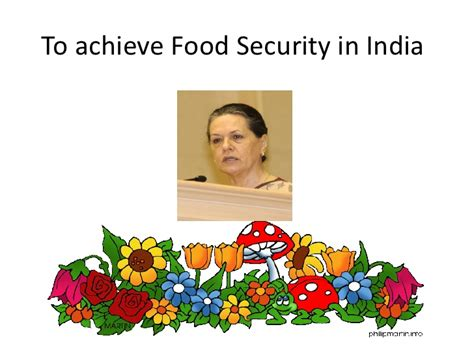 india s debate food security