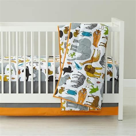Jungle Safari Crib Bedding Welcome To The Jungle Toddler Sheet Set On Discover The Best Trending Safari Crib