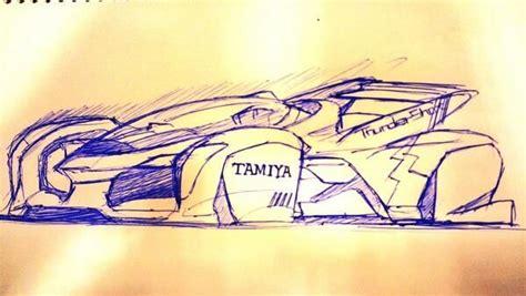 Tamiya Drawing mini4wd drawing by chi69 mini 4wd ミニ四駆 四駆 ミニ