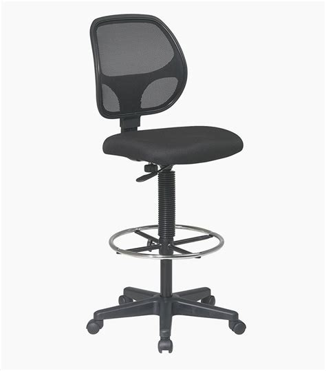 comfortable drafting chairs  stools  standing desks