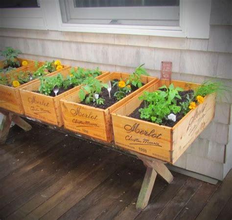 Deck Garden by Cool Deck Garden Mon S Pinning Board