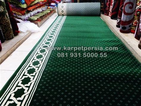 Karpet Masjid Tebal Surabaya jual karpet sajadah masjid murah agen karpet masjid