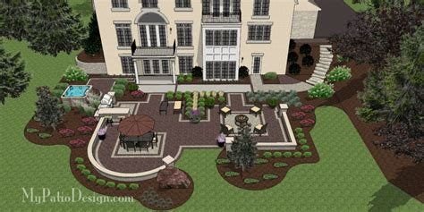 38 patio layout design ideas you don t want to miss patio layout custom 3d patio design designing patios you love to use