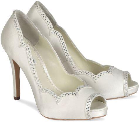 Designer Brautschuhe Ivory by Ivory Benjmain Betty Bridal Shoes 270 00 The Ivory