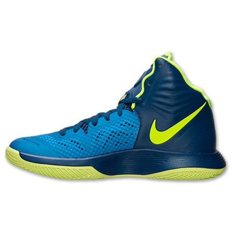 nike zoom basketball shoes 2014 s nike zoom hyperfuse 2014 basketball shoes blue