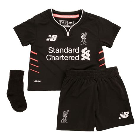 Liverpool Away 2017 2016 2017 liverpool away baby kit by630002 uksoccershop
