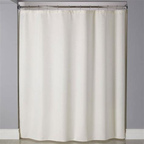 mini curtain hooked mini checkbox polyester shower curtain w