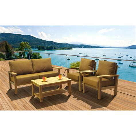 patio conversation sets with sunbrella cushions picture