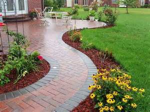 Timber Garden Edging Ideas Lawn Edging Ideas The Best Ways To Edge Your Lawn Border Ortega Lawn Care