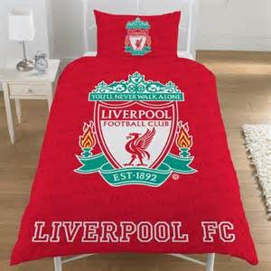 Liverpool Duvet Liverpool Fc Duvet Cover Bedding Set Single This Is
