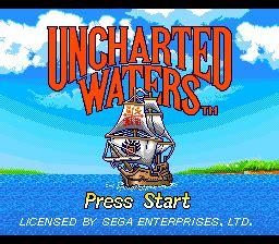 emuparadise uncharted uncharted waters