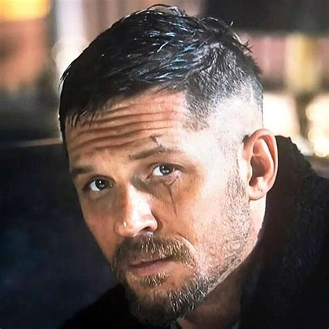 young gentlemans hairstyle tom hardy taboo hair what is the haircut how to style