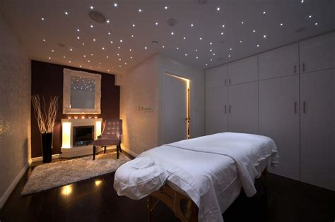 spa room pearl spa massage room interior design toronto