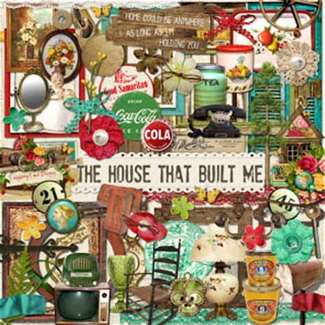 House That Built Me by Raspberry Road Designs Creative Team March 2013