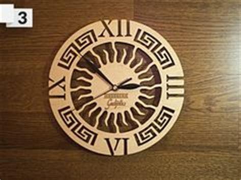 31 Jam Dinding Mdf Retro Style Motif Kayu Plate yin yang tree cnc dxf for plasma laser waterjet clip vector metal wall cnc laser