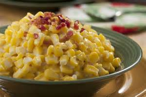 cheap thanksgiving side dishes creamy corn for a crowd mrfood com