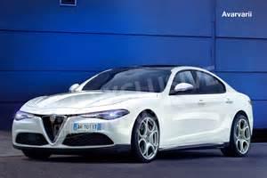 Alfa Romeo East Alfa Romeo La Futura Ammiraglia Di Segmento E Arriver 224